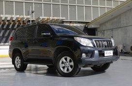 2014 Toyota Land Cruiser Prado for sale in Quezon City