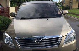 2013 Toyota Innova for sale in Santa Rosa