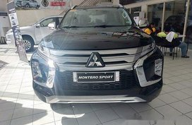 Mitsubishi Montero Sport 2020 Manual Diesel for sale