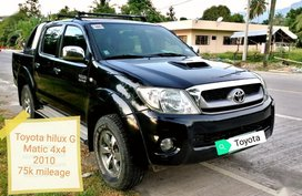 2010 Toyota Hilux for sale in Vallehermoso