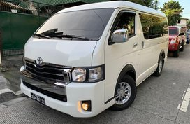 2018 Toyota Hiace for sale in Quezon City