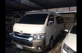 Toyota Hiace 2017 Van Automatic Diesel for sale