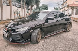 2017 Honda Civic for sale in Davao City