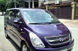 2010 Hyundai Starex for sale in Quezon City