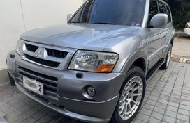 2004 Mitsubishi Pajero for sale in Quezon City