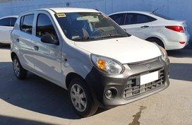 2018 Suzuki Alto for sale in Quezon City