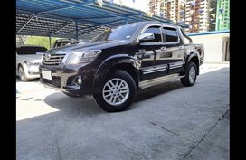 Selling 2014 Toyota Hilux Truck in Paranaque
