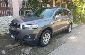 Chevrolet Captiva 2017 for sale in Taytay