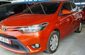 2018 Toyota Vios E Manual