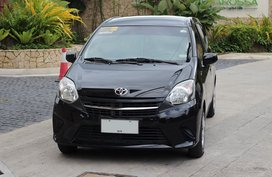 Toyota Wigo E 2014 for sale in Quezon City