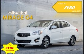 Brand New Auto Loan Mitsubishi Mirage