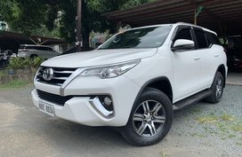 2018 Toyota Fortuner G Diesel Manual