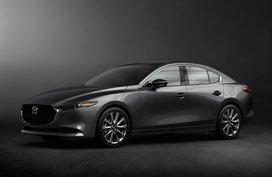 Mazda 3 2.0 Premium Sedan AT Promo