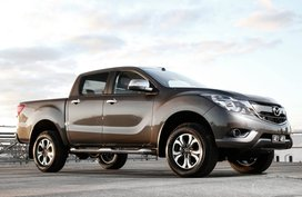 Mazda BT-50 4x2 AT ZERO DOWN