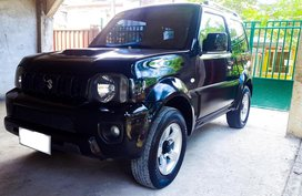 Selling Black Suzuki Jimny 2014 in Cebu City