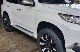 2016 Mitsubishi Montero Sport at 26000 km for sale