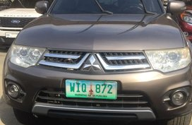 2014 Mitsubishi Montero for sale in Cainta