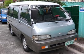 2002 Hyundai Grace at P158,000 (NEG) Good Running Condition, Dual Aircon, Power Steering