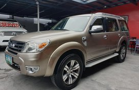 Ford Everest 2012 TDCI Limited Automatic