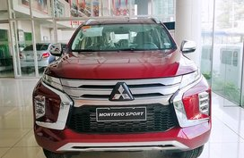 APPLY NOW AND GET APPROVED: Brandnew 2020 Mitsubishi Montero Sport