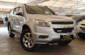 2013 Chevrolet Trailblazer LTZ 4x4 A/T TOP OF THE LINE