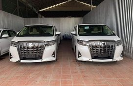 Brand New 2019 Toyota Alphard 3.5L