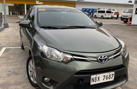 Selling Green Toyota Vios 2017 Matic in Quezon City