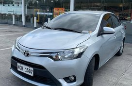 2016 Toyota Vios Silver for sale in Quezon City