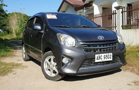 Toyota Wigo 1.0 G M/T for sale in General Santos