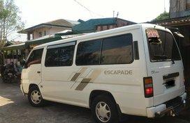Selling Nissan Urvan Escapade 2011