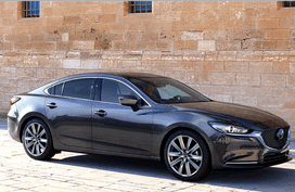 Brand New Mazda 6 Turbo Diesel AT 100,000 Cash Discount