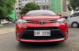 2017 Toyota Vios E Automatic