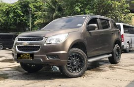 2016 Chevrolet Trailblazer LE Diesel Automatic