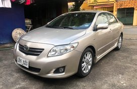 2009 Toyota Altis for sale in Marikina