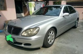 Mercedes-Benz S-Class 2005 for sale in Manila
