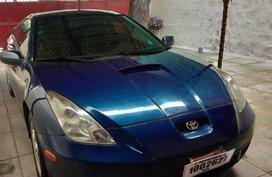 2001 Toyota Celica for sale in Manila