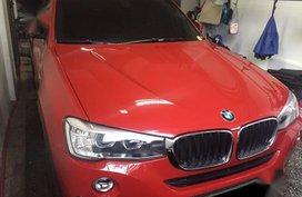 Bmw X4 2016 for sale in Parañaque