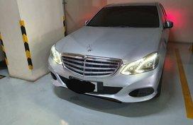 2015 Mercedes-Benz E-Class for sale in Quezon City