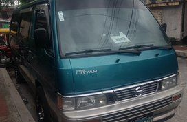Nissan Urvan 2012 for sale in Quezon City