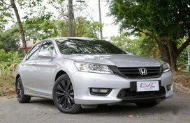 2014 Honda Accord for sale in Quezon City