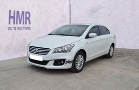 Sell White 2018 Suzuki Ciaz at 16673 km