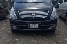 2016 Hyundai Starex for sale in Subic
