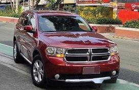 Selling Dodge Durango 2013 Automatic Gasoline