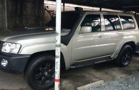 Sell Silver 2010 Nissan Patrol in Muntinlupa