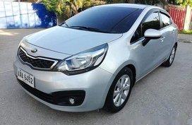 Sell Silver 2015 Kia Rio in Cebu