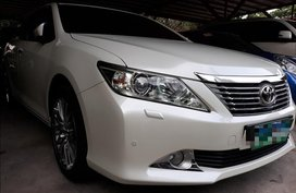 2013 Toyota Camry for sale in Manila