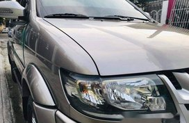 Beige Isuzu Crosswind 2015 for sale in Quezon City