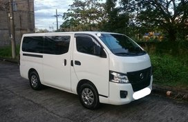 Nissan Nv350 Urvan 2016