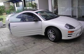 2005 Mitsubishi Eclipse GS with Pirelli Tires and Zinik Alloy Wheels