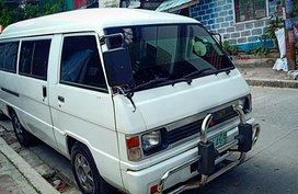Mitsubishi L300 Versa Van 4d56 Diesel engine Manual trans. 99 mdl